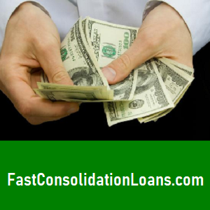 Fast Consolidation Loans